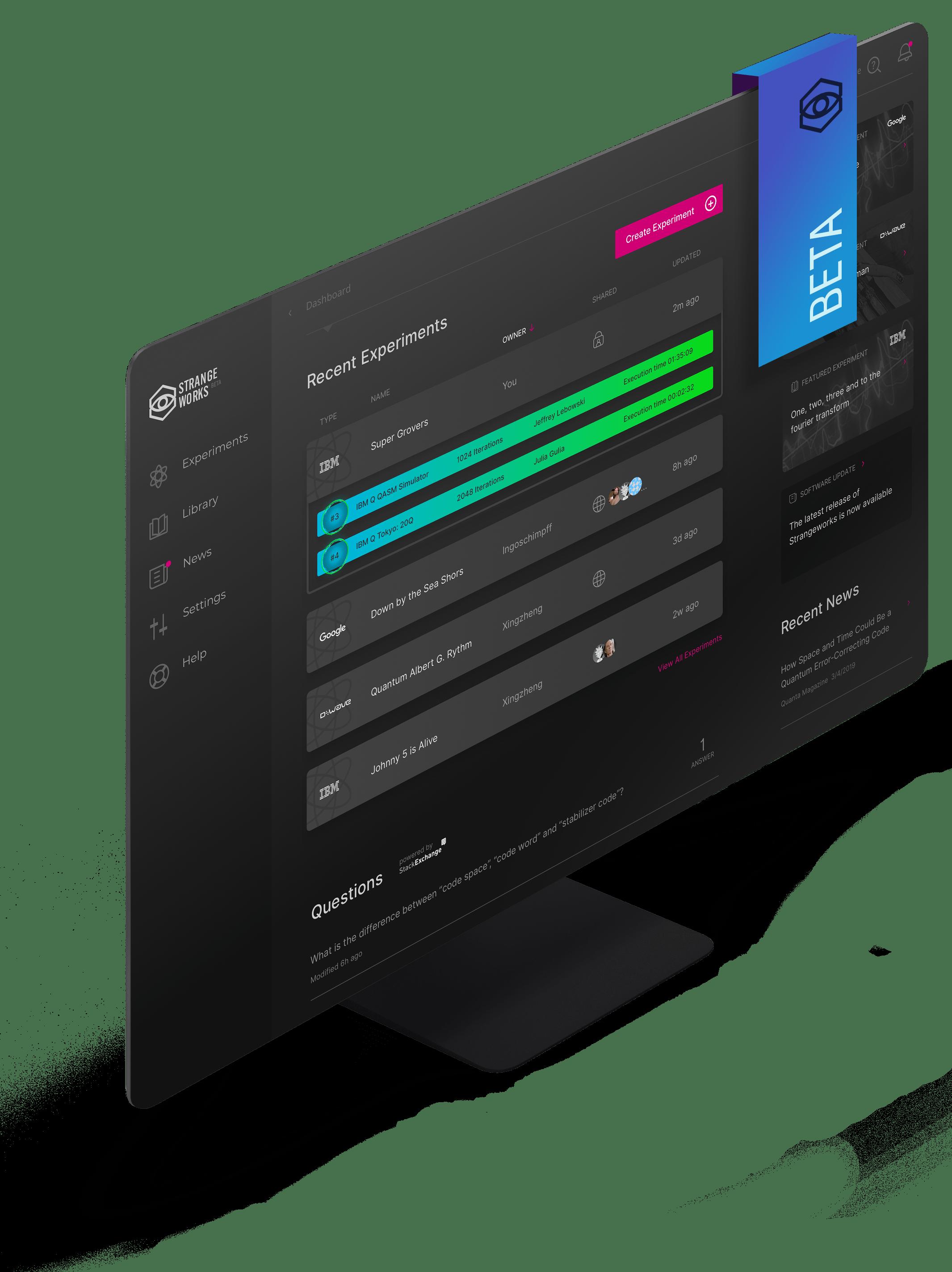 Strangeworks Platforms